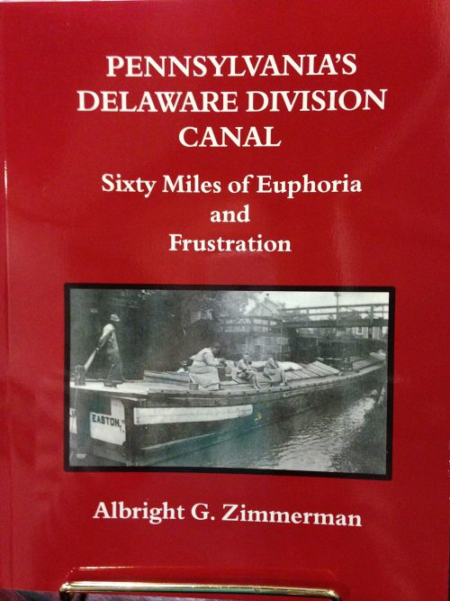 Pennsylvanias Delaware Division Canal